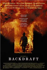 Backdraft (1991) Poster