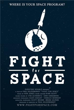 Fight For Space (2016) 1080p Poster