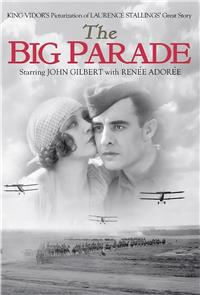 The Big Parade (1925) 1080p Poster