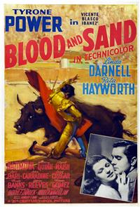 Blood and Sand (1941) 1080p Poster