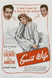 Guest Wife (1945) Poster