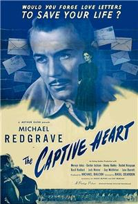 The Captive Heart (1946) 1080p Poster