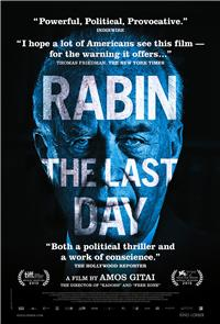 Rabin, the Last Day (2015) Poster
