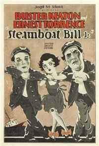 Steamboat Bill, Jr. (1928) 1080p Poster