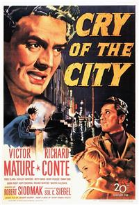 Cry of the City (1948) 1080p Poster