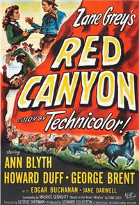 Red Canyon (1949) Poster