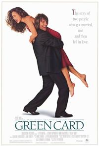 Green Card (1990) 1080p Poster