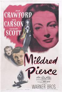 Mildred Pierce (1945) 1080p Poster