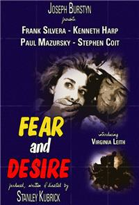 Fear and Desire (1953) Poster