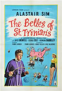 The Belles of St. Trinian's (1954) 1080p Poster