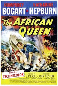 The African Queen (1951) 1080p Poster