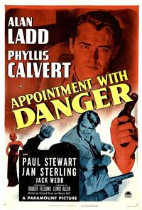 Appointment with Danger (1951) Poster