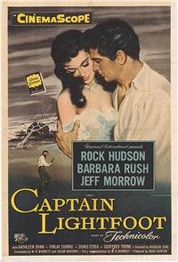 Captain Lightfoot (1955) 1080p Poster