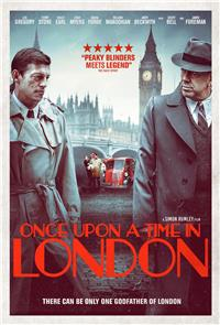 Once Upon a Time in London (2019) poster