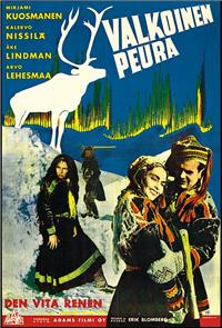 The White Reindeer (1952) Poster