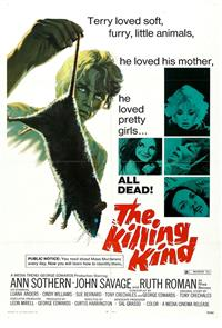 The Killing Kind (1973) Poster
