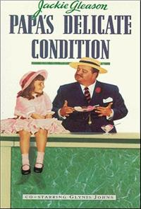 Papa's Delicate Condition (1963) Poster