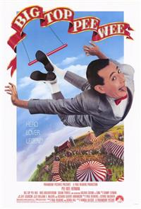 Big Top Pee-wee (1988) 1080p Poster