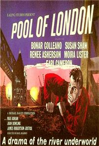 Pool of London (1951) Poster