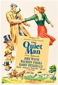 The Quiet Man (1952) 1080p Poster