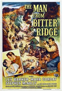 The Man from Bitter Ridge (1955) 1080p Poster