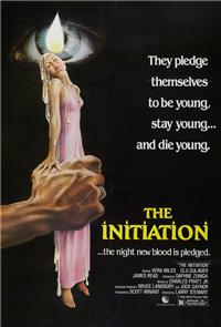 The Initiation (1984) Poster