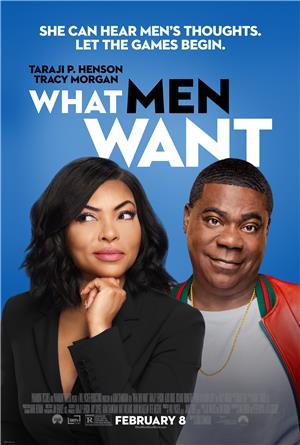 What Men Want (2019) 1080p Poster