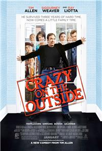 Crazy on the Outside (2010) 1080p Poster
