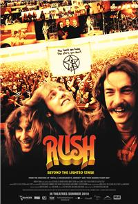Rush: Beyond the Lighted Stage (2010) Poster
