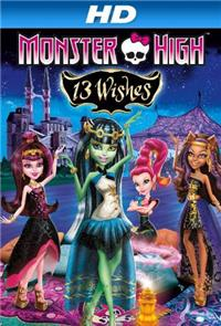 Monster High: 13 Wishes (2013) 1080p Poster