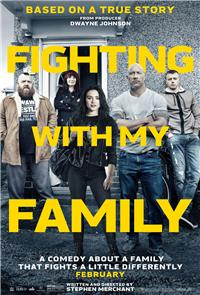 Fighting with My Family (2019) 1080p Poster