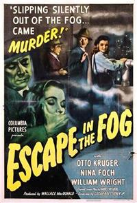 Escape in the Fog (1945) 1080p Poster