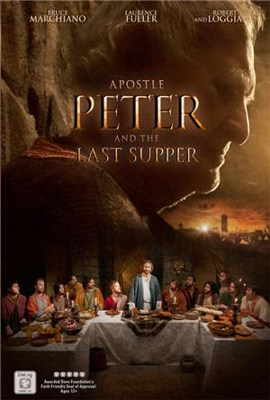 Apostle peter and the last supper, dvd christianbook. Com.