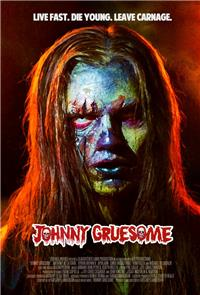 Johnny Gruesome (2018) Poster