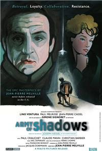 Army of Shadows (1969) Poster