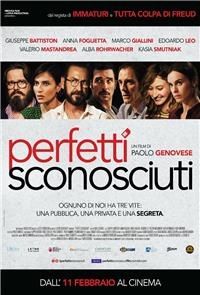 Perfect Strangers (2016) 1080p Poster
