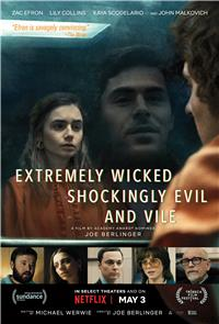 Extremely Wicked, Shockingly Evil and Vile (2019) 1080p Poster