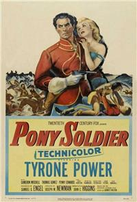 Pony Soldier (1952) 1080p Poster