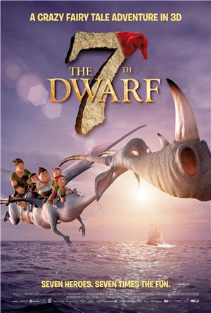 The 7th Dwarf (2014) Poster