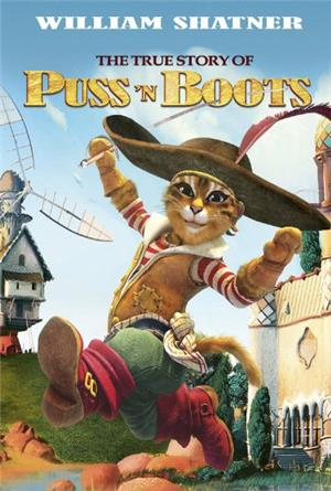 The True Story of Puss 'n Boots (2009) Poster