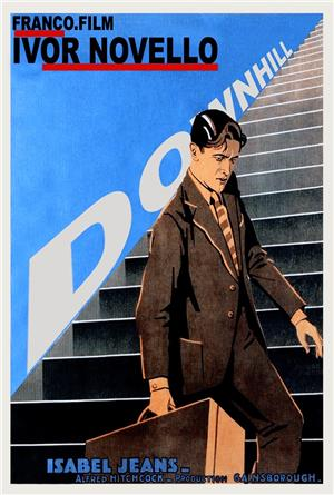 Downhill (1927) 1080p Poster