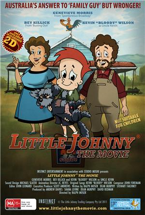 Little Johnny The Movie (2011) 1080p Poster