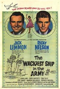 The Wackiest Ship in the Army (1960) 1080p Poster