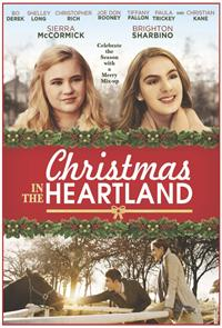 Christmas in the Heartland (2017) 1080p Poster