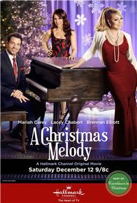 A Christmas Melody (2015) 1080p Poster