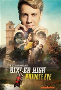 Bixler High Private Eye (2019) 1080p Poster