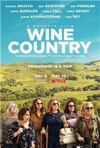 Wine Country (2019) 1080p Poster