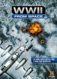 WWII From Space (2013) 1080p Poster