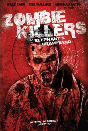Zombie Killers: Elephant's Graveyard (2015) 1080p Poster