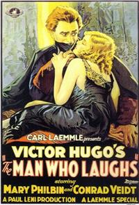The Man Who Laughs (1928) 1080p Poster